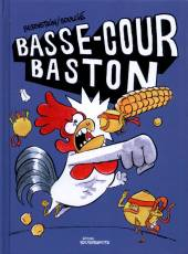 Couverture de l'album BASSE-COUR BASTON Basse-cour baston