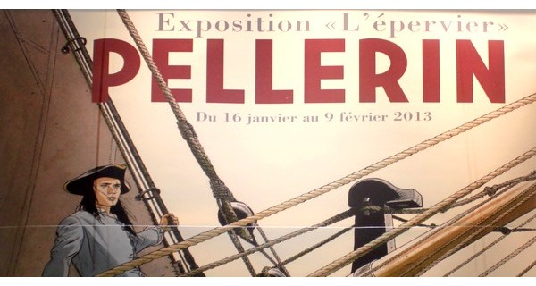 Salons, expositions bande-dessinée, Exposition Pellerin Galerie Maghen