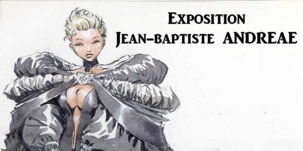 Exposition Andreae Galerie Joseph - 9art Exhibitions