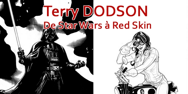 Exposition Terry Dodson Galerie 9art