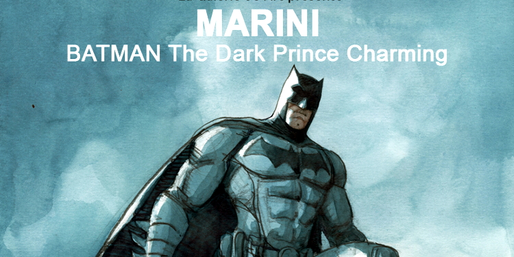 Exposition Marini - The Dark Prince Charming Galerie 9e Art