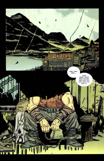 Extrait de l'album NORTHLANDERS Tome #5 Metal and other stories