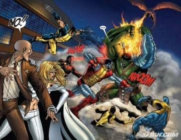 Extrait de l'album ASTONISHING X-MEN Tome #36 Le serment de protection