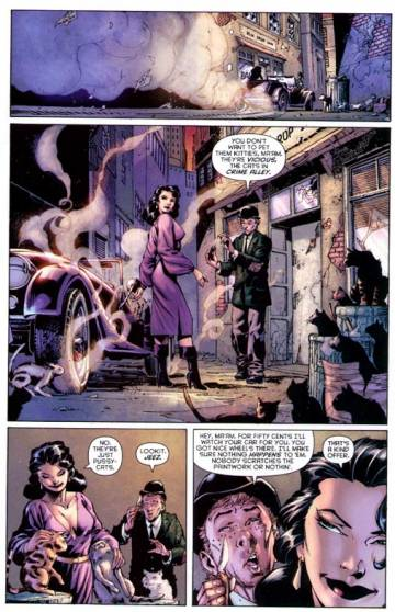 Extrait de l'album BATMAN Tome #686 Whatever happened to the caped crusader ? 1 of 2