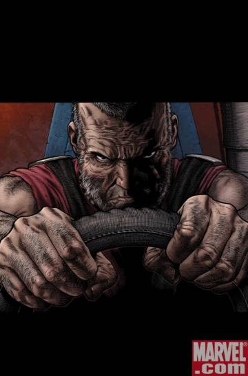 Extrait de l'album WOLVERINE Tome #185 3/8 Old Man Logan