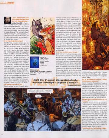 Extrait de l'album CASEMATE Tome #29 Blacksad plonge dans le grand blues