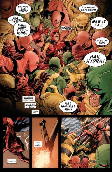 Extrait de l'album DAREDEVIL BY MARK WAID Tome #3 Volume 3