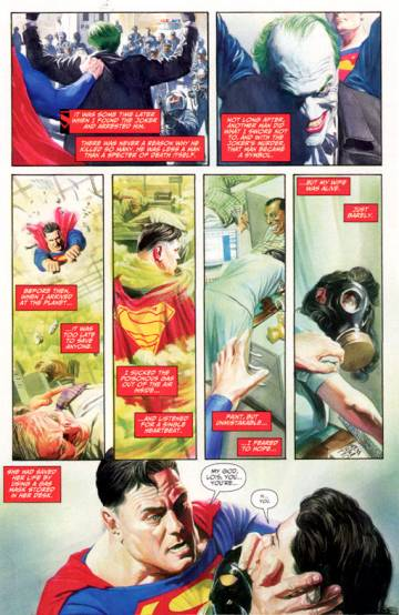 Extrait de l'album JUSTICE SOCIETY OF AMERICA Tome #4 Thy Kingdom Come 3