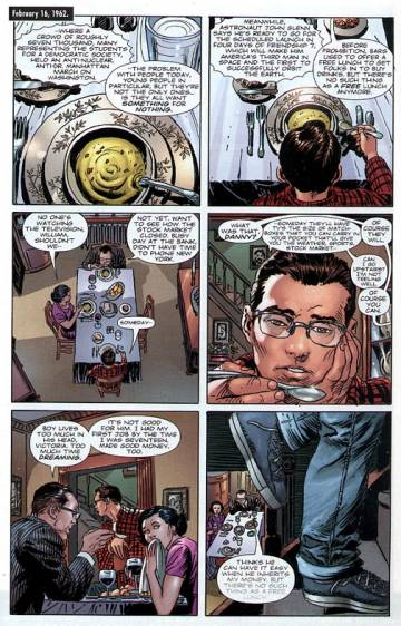 Extrait de l'album BEFORE WATCHMEN: NITE OWL/DR. MANHATTAN Deluxe Edition