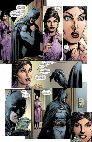 Extrait de l'album BATMAN EARTH ONE Tome #2 Volume 2