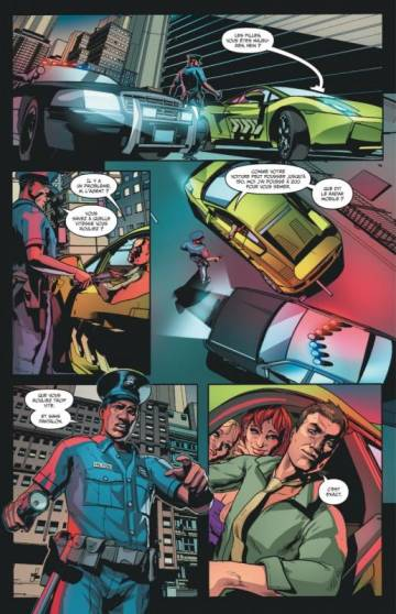 Extrait de l'album ARROW Tome #1 Volume 1
