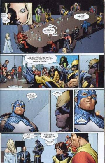 Extrait de l'album HOUSE OF M House of M