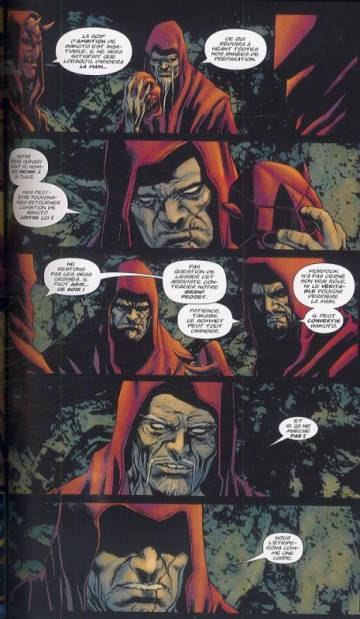 Extrait de l'album DAREDEVIL Tome #21 La main du diable
