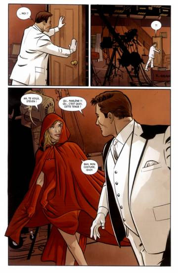 Extrait de l'album  MOON KNIGHT Tome #1 Tome 1
