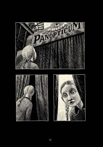 Extrait de l'album CINEMA PANOPTICUM Cinema Panopticum