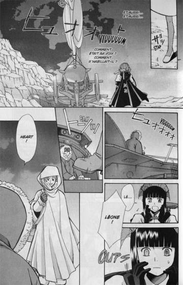 Extrait de l'album ERGO PROXY - CENTZON HITCHERS AND UNDERTAKER Tome #2 Tome 2