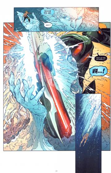 Extrait de l'album ARTHUR CURRY : AQUAMAN Tome #2 Le retour de Black Manta