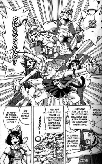 Extrait de l'album MY HERO ACADEMIA Tome #9 My Hero